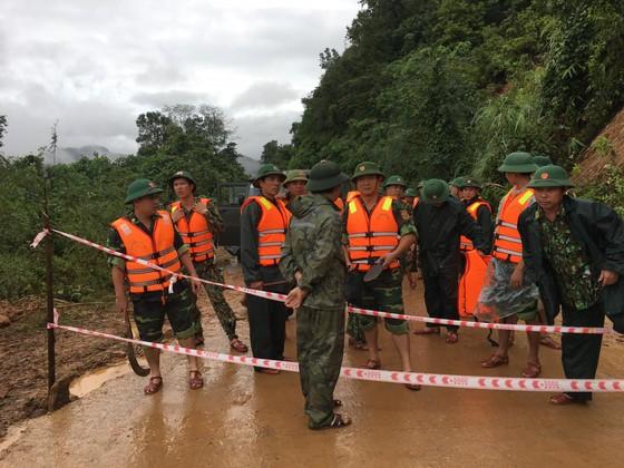 Đã tìm thấy thi thể 14 người tại khu vực sạt lở đất ở Đoàn Kinh tế quốc phòng 337 ảnh 21