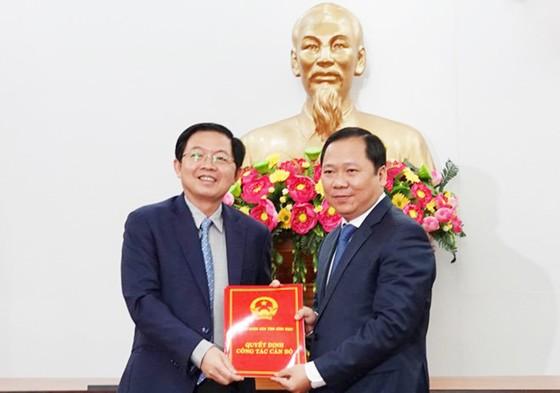 Thủ tướng chuẩn y tân Chủ tịch UBND tỉnh Bình Định ảnh 1