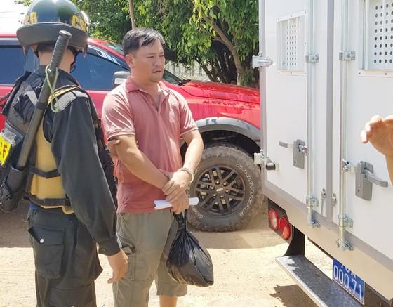 Khởi tố thêm 12 lâm tặc trong vụ phá rừng giáp ranh Phú Yên ảnh 1