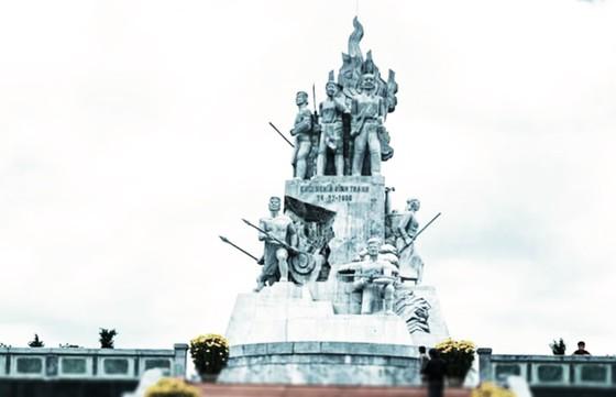 Tượng đài 48 tỷ Khởi nghĩa Vĩnh Thạnh hoàn thành ảnh 2