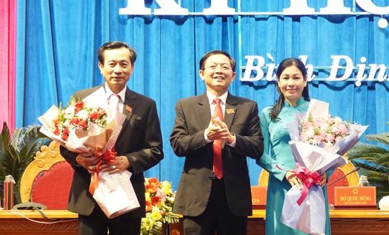Ông Hồ Quốc Dũng tái đắc cử Chủ tịch HĐND tỉnh Bình Định ảnh 2