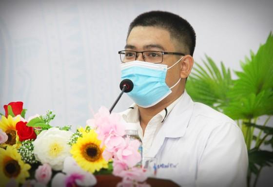 Đoàn y, bác sĩ Bình Định lên đường vào TPHCM, Bình Dương chống dịch ảnh 5