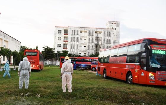 Phú Yên duy trì đón người dân ở TPHCM về quê ảnh 4