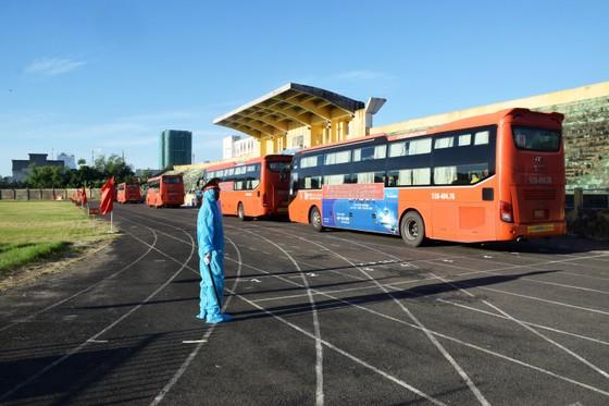 Phú Yên duy trì đón người dân ở TPHCM về quê ảnh 1
