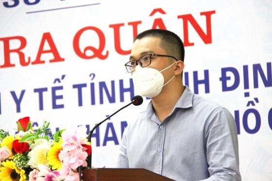 Bình Định tiếp tục tăng cường y bác sĩ vào TPHCM tham gia chống dịch ảnh 4