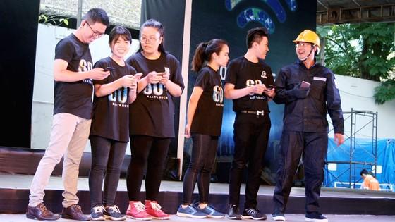 Hơn 2.000 tình nguyện viên tham gia phát động chiến dịch Giờ Trái đất 2018 ảnh 2