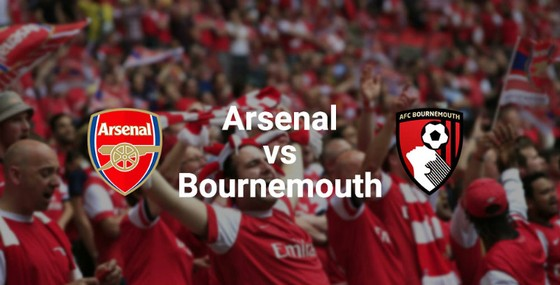 Vòng 4 Premier League 2017-1018: Arsenal - AFC Bournemouth 3-0