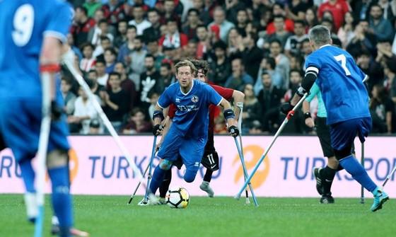 bóng đá, khuyết tật,  ảnh 5