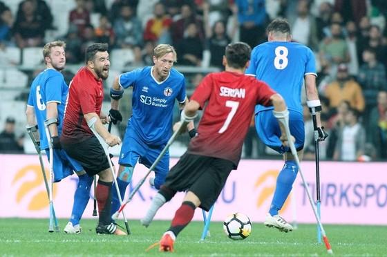 bóng đá, khuyết tật,  ảnh 6