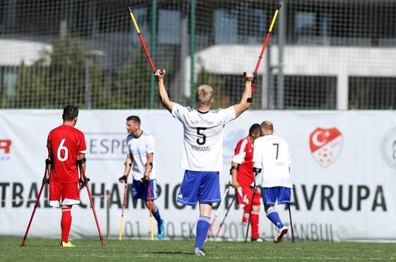 bóng đá, khuyết tật,  ảnh 7