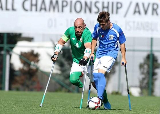 bóng đá, khuyết tật,  ảnh 1