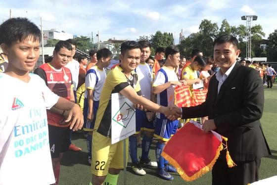 Giải bóng đá Doanh nghiệp trẻ tiêu biểu khu vực miền Nam - Cúp Trí Tuệ Việt lần 1-2018 ảnh 1