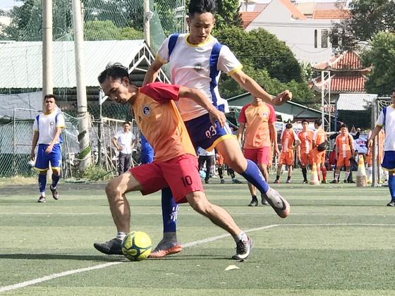 Giải bóng đá Doanh nghiệp trẻ tiêu biểu khu vực miền Nam - Cúp Trí Tuệ Việt lần 1-2018 ảnh 3
