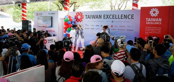 """Taiwan Excellence cùng """"Mơ Giấc mơ lớn"""" đồng hành 8.000 VĐV ảnh 14"""