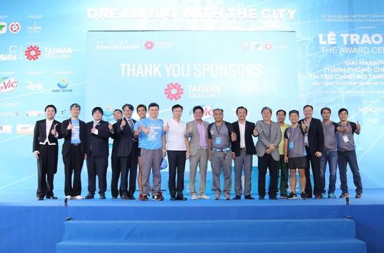 """Taiwan Excellence cùng """"Mơ Giấc mơ lớn"""" đồng hành 8.000 VĐV ảnh 1"""