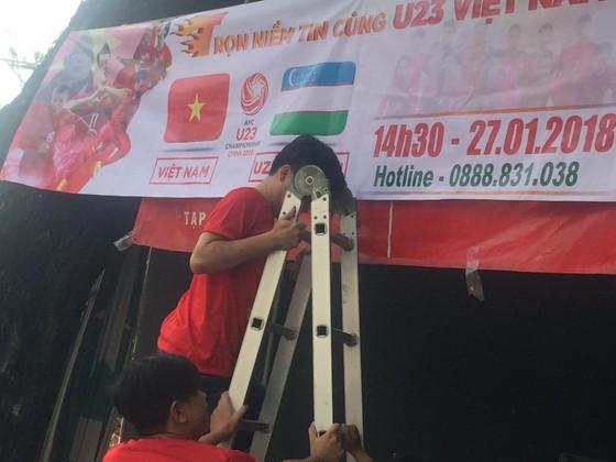 U23 Việt Nam - U23 Uzbekistan 1-2, VÀNG RƠI PHÚT CHÓT ảnh 36