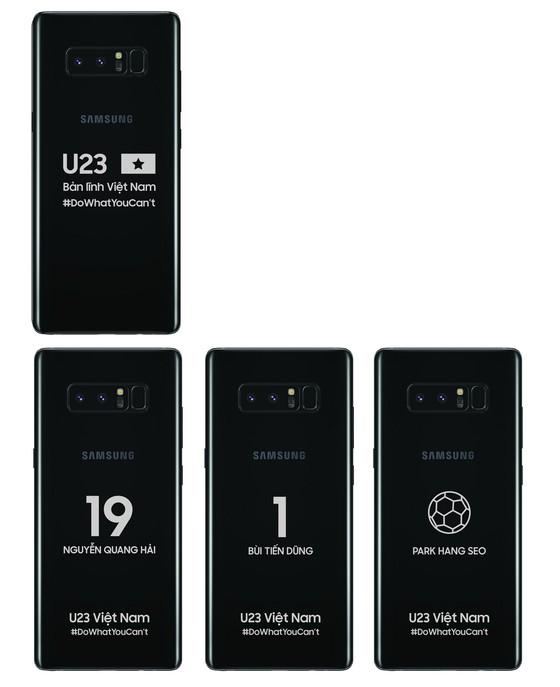 Samsung, Sony, LG tặng quà tuyển thủ U23 Việt Nam ảnh 1