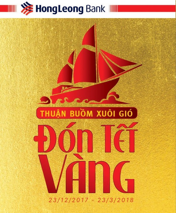 Đón Tết vàng cùng Ngân hàng Hong Leong Việt Nam