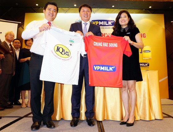 VPMilk luôn đồng hành bóng đá Việt Nam ảnh 9