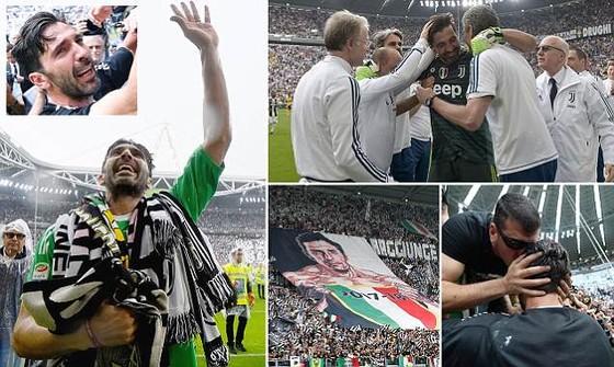 Chia tay Gianluigi Buffon, Juve giành Scudetto thứ 7 liên tiếp ảnh 1