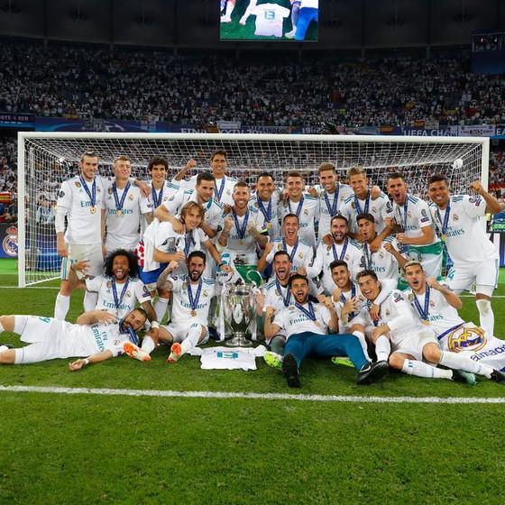 Bale tỏa sáng giúp Kền Kền lập kỷ lục vô địch ảnh 3