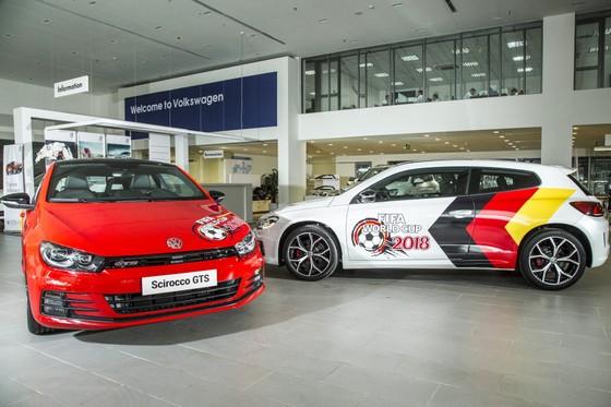 Volkswagen Scirocco khuyến mãi đặc biệt nhân World Cup 2018