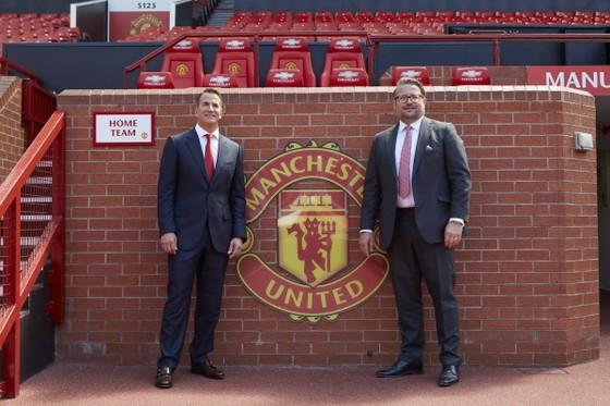 Kohler trở thành đối tác chính của Manchester United ảnh 1