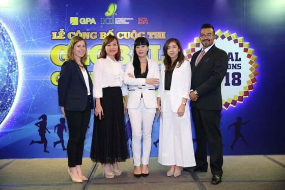 Các cố vấn Global Champions 2018