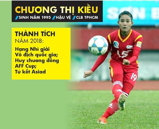 Trực tiếp Gala Trao giải QBV Việt Nam 2018: Tuyết Dung đoạt Quả bóng vàng nữ ảnh 17