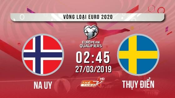 Lịch trực tiếp vòng loại EURO 2020 trên kênh VTVcab: Tiếp tục những bất ngờ? ảnh 1