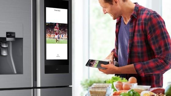 Samsung giới thiệu Tủ lạnh và Máy giặt thế hệ mới