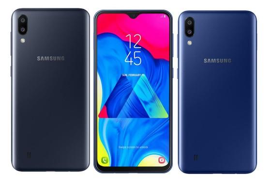 Lazada phân phối chính thức Samsung Galaxy M10