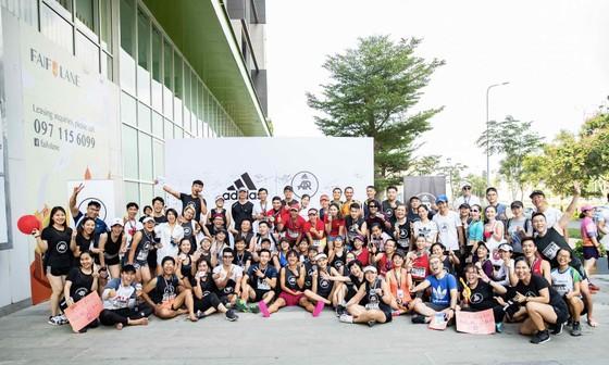 adidas Runners Saigon lần đầu tổ chức chạy Test Run 21,1km ảnh 1
