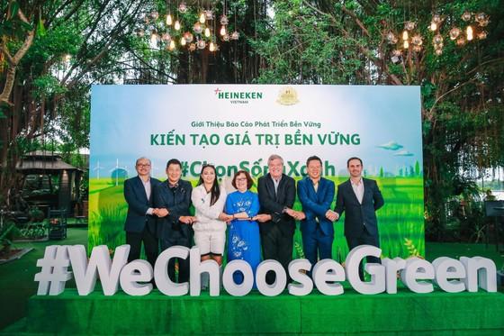 Heineken Việt Nam tin chắc rằng #ChọnSốngXanh là cách tiếp cận thật sự bền vững lâu dài