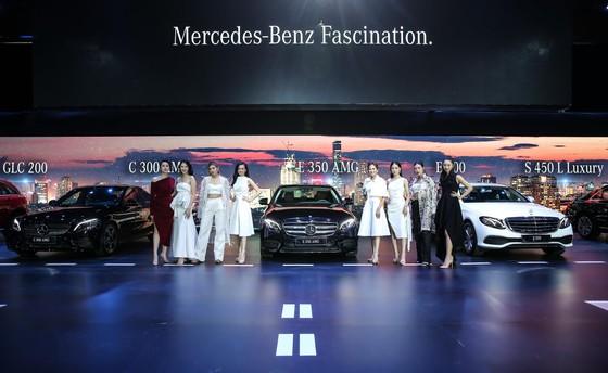 Mercedes-Benz Fascination 2019: Khi xe sang được nhân cách hóa