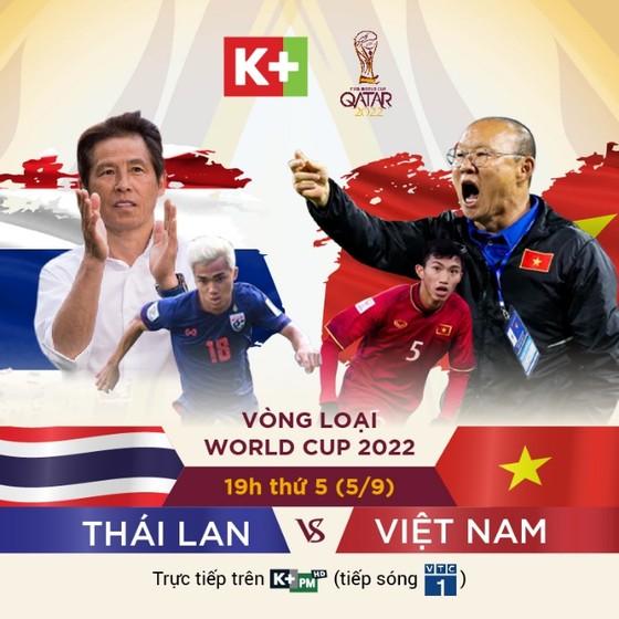 Xem K+ cổ vũ Việt Nam ở vòng loại World Cup 2022