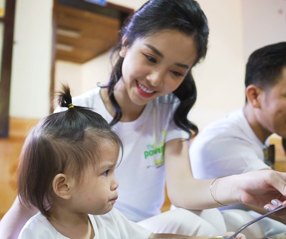 """Bộ Y tế và Amway Việt Nam khởi động dự án """"Cải thiện tình trạng dinh dưỡng cho trẻ em dưới 5 tuổi"""" ảnh 1"""