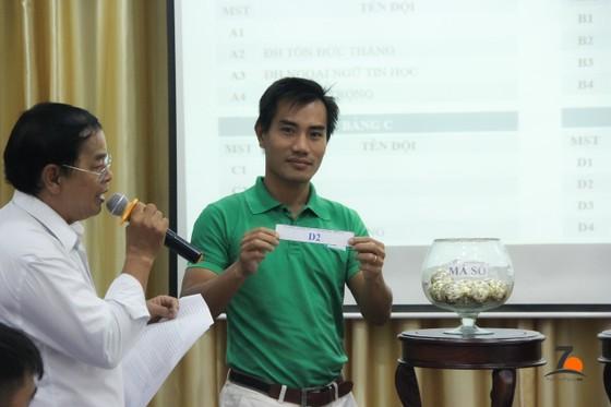 ĐH Tôn Đức Thắng quyết giành cú hat-trick vô địch ảnh 1