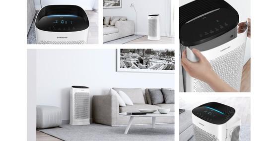 Samsung ra mắt máy lọc không khí tại Việt Nam