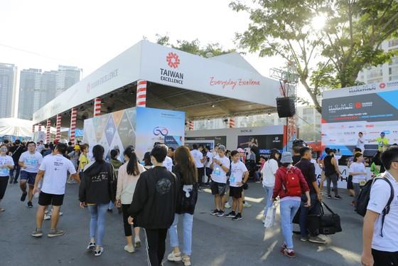Taiwan Excellence đồng hành HCMC Marathon 2020