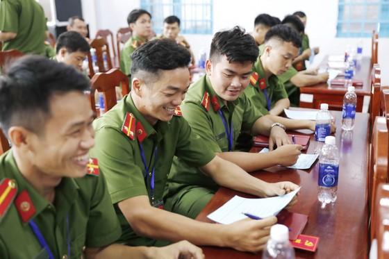 Đại hội Đảng bộ Tiểu đoàn 1, Trung đoàn Cảnh sát cơ động Đông Nam TPHCM 'Đoàn kết - Dân chủ Kỷ cương - Đổi mới' ảnh 1
