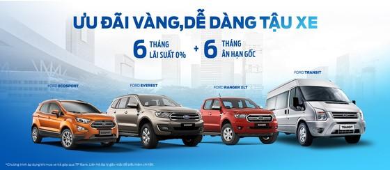 Ford Việt Nam ưu đãi khách hàng hậu dịch Covid-19