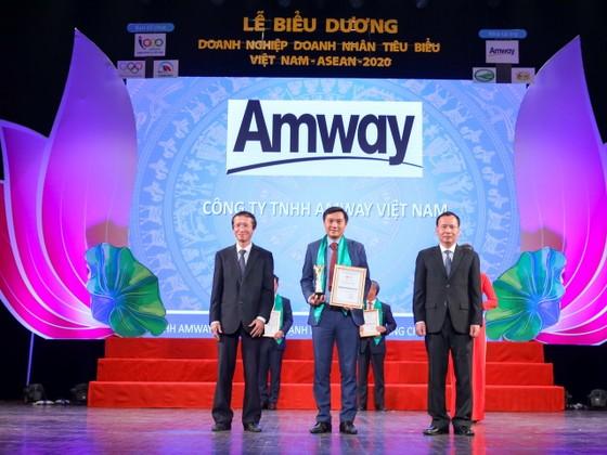 Amway Việt Nam vinh dự nhận giải thưởng tại Diễn đàn Doanh nghiệp ASEAN+3 ảnh 2