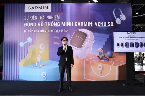 Venu Sq - Đồng hồ GPS thông minh mới nhất của Garmin