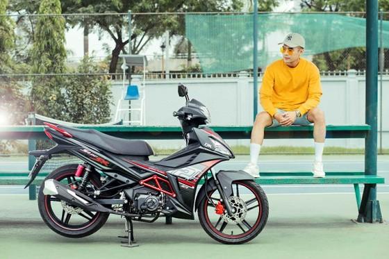 Star SR 125 dành cho người mới chơi xe côn tay ảnh 1