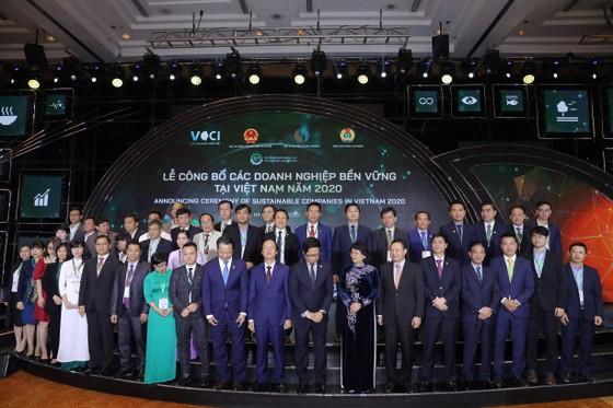 Herbalife Việt Nam tiếp tục được vinh danh top các doanh nghiệp bền vững nhất Việt Nam 2020 ảnh 2