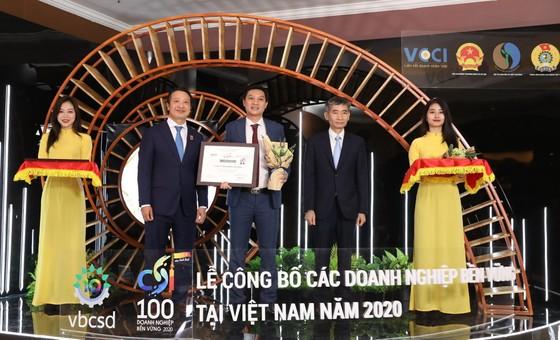 Amway Việt Nam lần thứ 5 liên tiếp vào tốp 100 Doanh nghiệp Phát triển bền vững tại Việt Nam