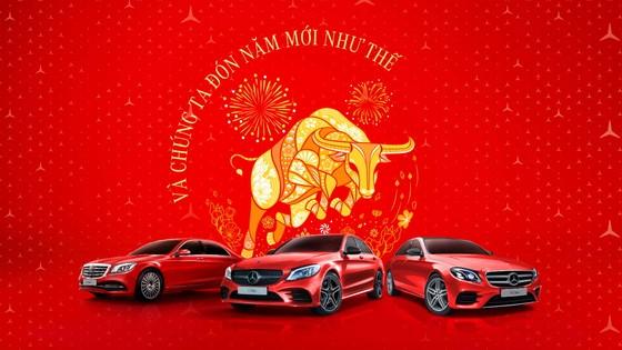Mercedes-Benz Việt Nam hỗ trợ 50% trước bạ đến hết tháng 2-2021