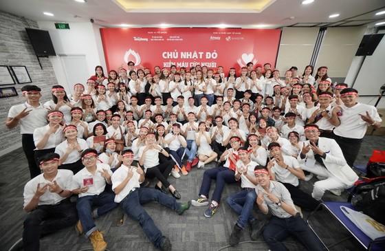 Amway Việt Nam tiếp tục đồng hành chương trình hiến máu Chủ nhật đỏ lần thứ 31-2021 ảnh 1