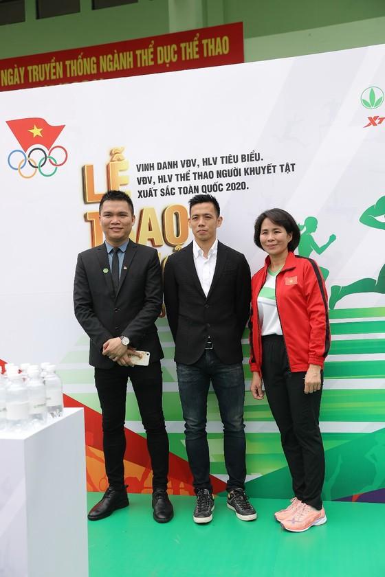 Herbalife Việt Nam đồng hành cùng Tổng Cục TDTT vinh danh VĐV, HLV tiêu biểu 2020 và tổ chức Ngày chạy Olympic vì sức khỏe toàn dân ảnh 4